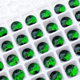 "Риволи ""Изумруд"" 10мм SWA crystalls"
