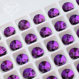 """Риволи """"Аметист"""" 10-12мм SWA crystalls"""