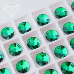 "Риволи ""Эмералд"" 10-12мм SWA crystalls"