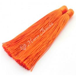Кисть длинная Оранж 120х11мм