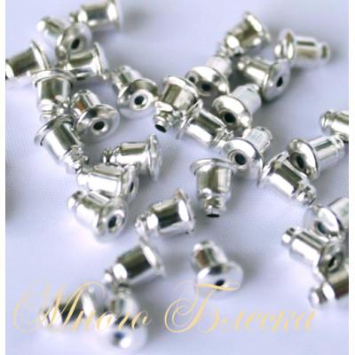 Заглушки металлические, 10 пар