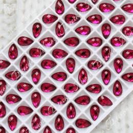 "Капля NHF 06*10мм ""Рубин"" SGA crystalls"