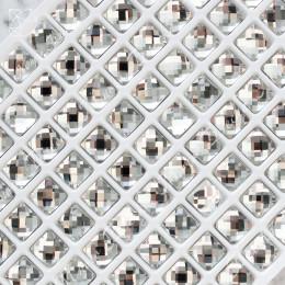 "Квадрат NHF 06мм ""Кристалл"" SGA crystalls"
