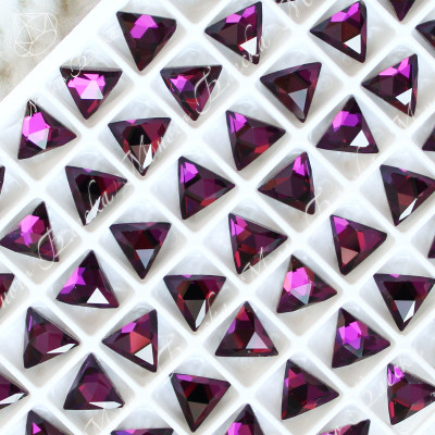 "Треугольник NHF 08мм ""Аметист"" SGA crystalls"