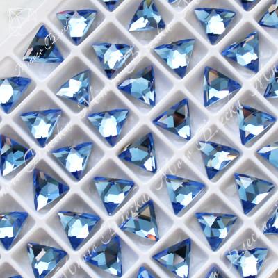"Треугольник NHF 08мм ""Сапфир"" SGA crystalls"