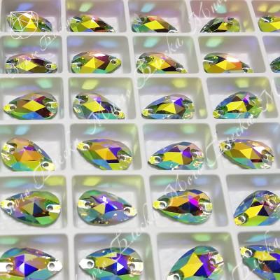 "Капля ""Топаз-АВ"" 07*12мм, 11*18мм SGA crystalls"