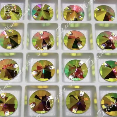 "Риволи ""Топаз-АВ"" 10, 12мм SGA crystalls"