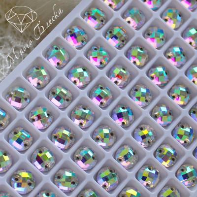 """Круг-шахматка """"АВ Кристалл"""" 08мм SGA crystalls"""