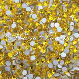 """""""Цитрин"""" 2.7-6.2мм стразы SGA crystalls без клея"""