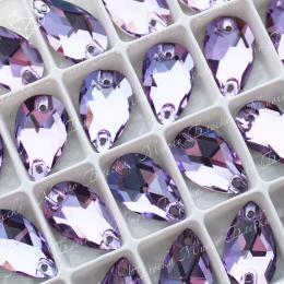 """Капля """"Вайолет"""" 11*18мм SGA crystalls"""