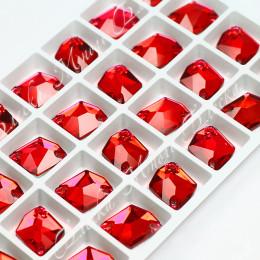 "Гео ""Сиам лайт"" 13*17 мм SGA crystalls"