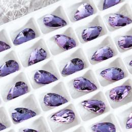 """Капля """"Вайолет"""" 07*12 мм SGA crystalls"""