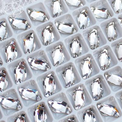 "Лепесток ""Кристалл"" 6х12мм SWA crystalls"