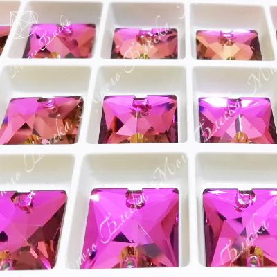 """Квадрат """"Роза"""" 16мм SGA crystalls"""