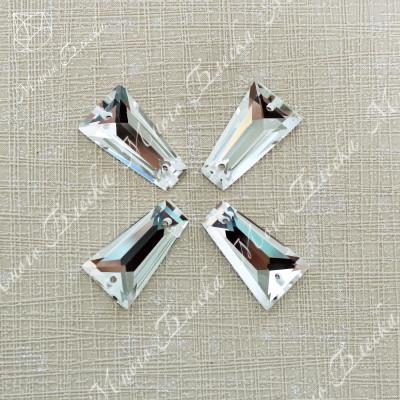 "Трапеция ""Кристалл"" 10,8х19мм SGA crystalls"