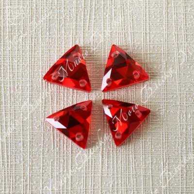 "Треугольник-мозаика ""Сиам лайт"" 12мм SGA crystalls"