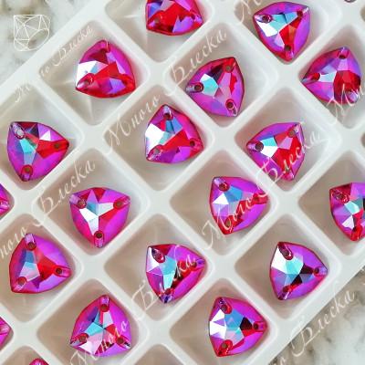 "Триллиант ""АВ Сиам лайт"" 12мм SGA crystalls"